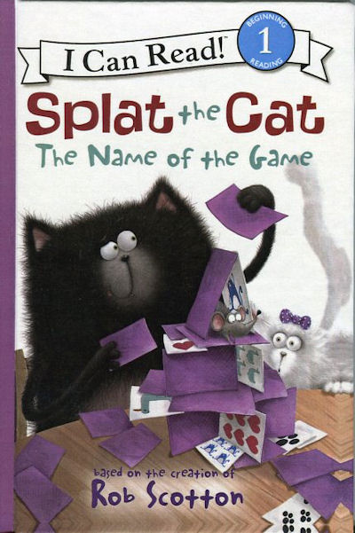 I can read 1 : Splat the Cat